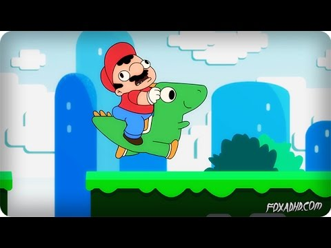 [NSFW] Yoshi & Mario: BFFs!