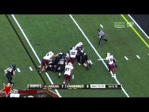 Kenny Ladler vs South Carolina 2012 video.