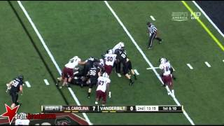 Kenny Ladler vs South Carolina (2012)