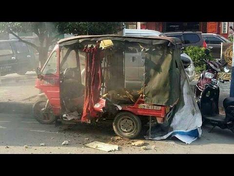 Κίνα: Νέα έκρηξη, μια μέρα μετά το μπαράζ αιματηρών επιθέσεων