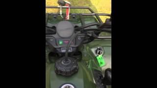 6. 2005 4x4 Kawasaki Prarie 360