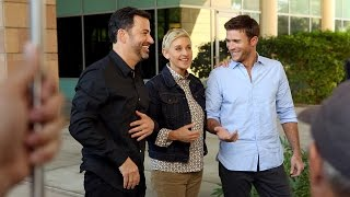 Video 'Who'd You Rather? Live!' with Jimmy Kimmel and Scott Eastwood MP3, 3GP, MP4, WEBM, AVI, FLV September 2018