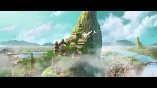 Chinese Animated Feature Trailer 我的师父姜子牙 Master Jiang and the Six Kingdoms - YouTube