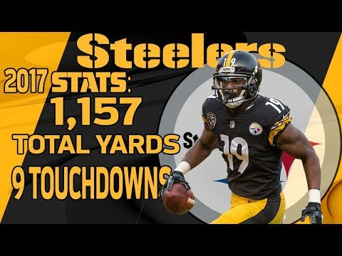 Video: JuJu Smith-Schuster's Best Highlights & Celebrations! | NFL Highlights