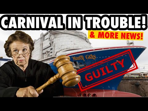 Carnival In A LOT of Trouble! Costa, MSC, AIDA and Bahamas Paradise Updates! (CRUISE SHIP NEWS)