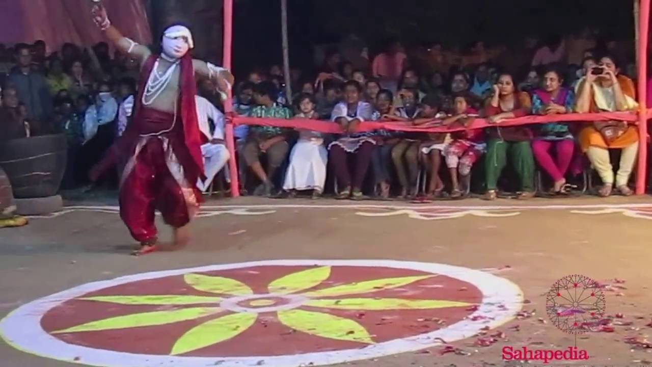 Seraikela Chhau: Aarti