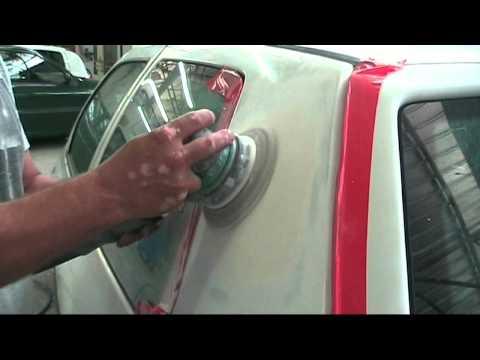 comment appliquer vernis voiture