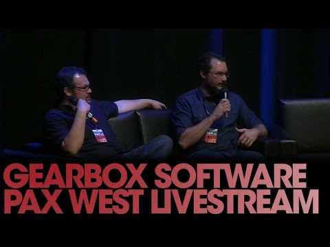 Battleborn: Inside Gearbox Panel at PAX West 2016