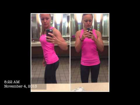 Body Beast Results: Shanda Nation's 15 week weight loss transformation!