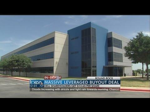 Dell in $24 billion deal to go private