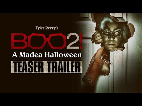 Boo 2! A Madea Halloween Official Teaser Trailer