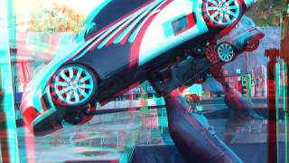 Nonton 3D Anaglyph and High Definition: Fast and Furious RED CYAN glasses widescreen Film Subtitle Indonesia Streaming Movie Download