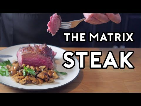 Binging with Babish: Chateau from The Matrix