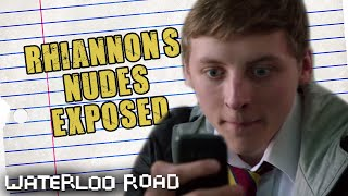 Rhiannon Sends Sexy Pictures To Darren - Waterloo Road