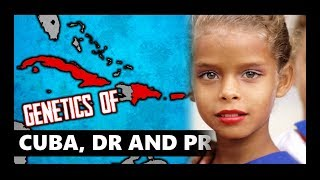 Video What Race are People from the Hispanic Caribbean (Genetics of Puerto Rico, Cuba, Dominican Republic) MP3, 3GP, MP4, WEBM, AVI, FLV Agustus 2019