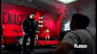 Making of Teenagers - My Chemical Romance HD