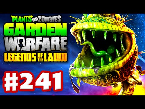 Chomp - Thanks for every Like and Favorite! They really help! This is Part 241 of the Plants vs Zombies: Garden Warfare Gameplay Walkthrough for the PC! It includes ...