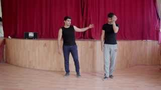 Azərbaycan Milli Rəqsləri Video Dərsliyi - Dərs - 9