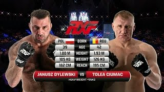 Video RXF 22: Janusz Dylewski vs Tolea Ciumac MP3, 3GP, MP4, WEBM, AVI, FLV Oktober 2018