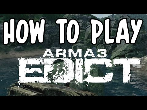 ARMA 3 : How to install/download/play edict mod Arma 3 (видео)