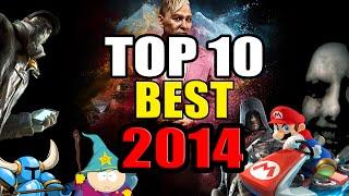 Top 10 BEST Games 2014