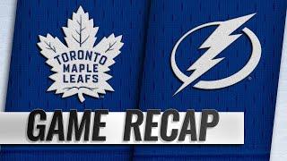 Vasilesvkiy leads Lightning to 4-1 win in return by NHL