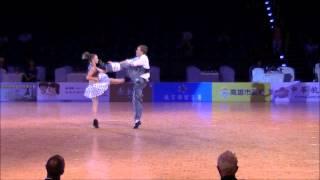 Ekaterina Sidunova & Mykhaylo Petrenko - World Dance Sport Games 2013