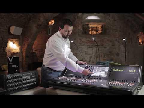 Yamaha Cl & Ql Tutorial – 2/15 Input & Gain Compensation