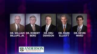 Anderson Wound Healing center