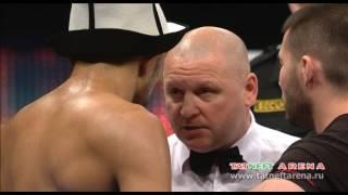 Скандал на боях по правилам TNA