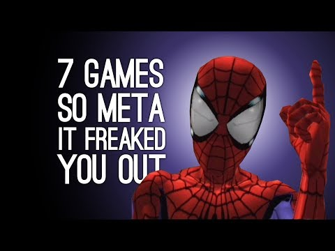 7 Times a Game Was So Meta It Freaked You Out (видео)