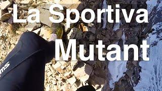 Кроссовки для трейлраннинга и тренировок на любом типе грунта La Sportiva Mutant