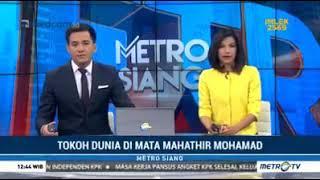 Video PM Tun Dr Mahathir Mohamad di berita Indonesia MP3, 3GP, MP4, WEBM, AVI, FLV Juni 2018