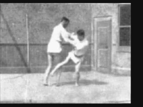 """Textbook of Ju-jutsu"" (1905) re-animated"