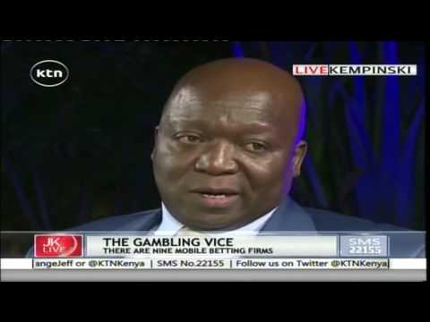 Jeff Koinange Live: The Gambling Vice (Part Three) 24th August 2016