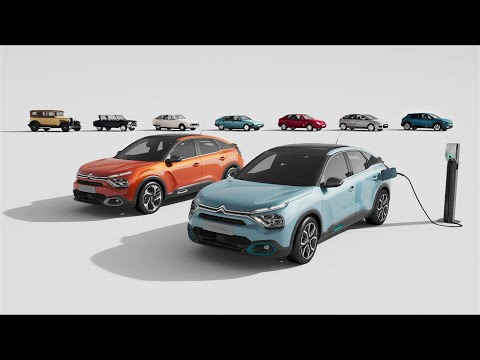 NEW CITROËN C4 & ë-C4 - 100% ËLECTRIC : CITROËN'S HATCH LEGACY