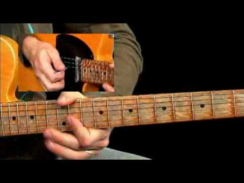 Funk Guitar Lessons – 50 Funk Guitar Licks – #20: Firey Wrangler Machine