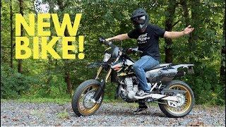 3. New bike! DR-Z400SM | First Motovlog!