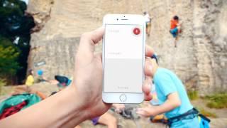 Google アプリ:「初めてのクライミング」篇 iPhone