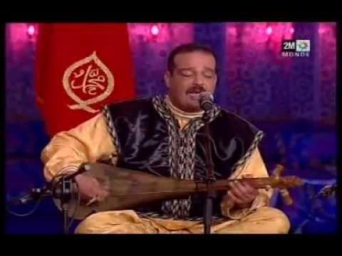 """Abderrahim Amrani invité par Majda Yahyaoui à """"chada el alhan"""" - 2012"""