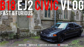 Nonton Fast   Furious B18 Ej2 Civic Vlog 1 2 Film Subtitle Indonesia Streaming Movie Download