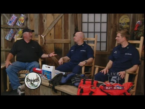 Southern Woods and Waters: U.S. Coast Guard Auxiliary