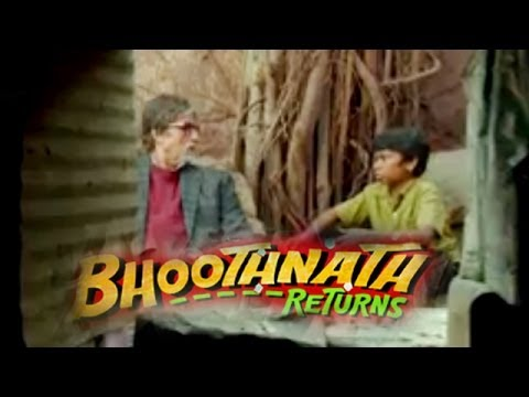 bhoothnath movie Shahrukh Khan - The first look trailer of 'Bhoothnath Returns' is out in stores, and going by the promo, it definitely seems better and the best from its first part. The fil...