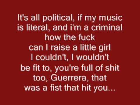 Eminem-Sing For The Moment Lyrics
