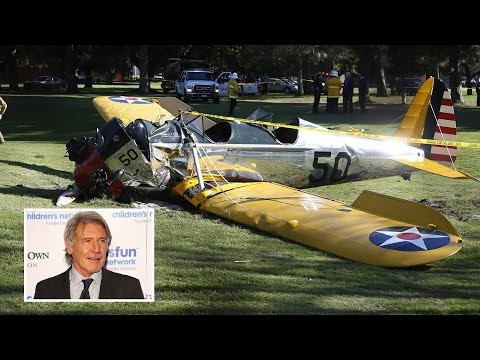 Harrison Ford Injured In Plane Crash – AMC Movie News