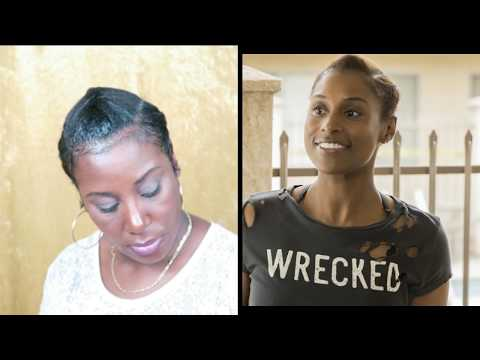 DIY| Easy Protective Style| Issa Rae Series 1 Of 6
