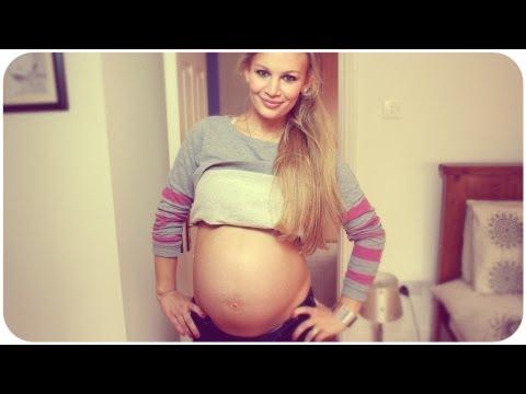 34 WEEK PREGNANCY VLOG!