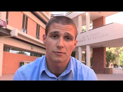 OfficialGMAT - JJ Perino is in the full-time MBA program at Arizona State University specializing in Strategic Marketing & Services leadership and Supply Chain Management. ...