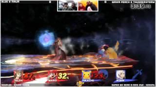 LoF Blue & Ninja Won't Let Sparky Back On The Stage