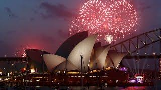 El Año Nuevo 2015 llega a Australia